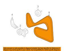 FORD OEM-Serpentine Drive Fan Belt 6E5Z8620C