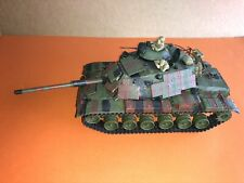 Tamiya 1/35 M60A1 USMC Tank w/Reactive Armor Built Up Painted Excellent