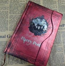 New Version Vintage Harry Potter diary travel notebook journal antique look red