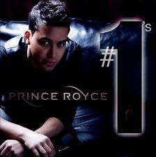 #1's by Prince Royce (CD, 2012, Top Stop Music) NEW