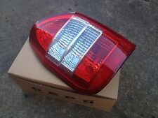 VAUXHALL ZAFIRA A, REAR LIGHT brand new CLEAR INDICATOR LENS 1999-2005