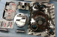 WISECO VT2710 1550cc BIG BORE PISTON KIT + TOP END GASKET SET HARLEY TWIN CAM 88