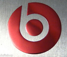 Beats Audio Sticker (RED) 30mm [696]