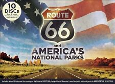 NEW Route 66 / America's National Parks (DVD)