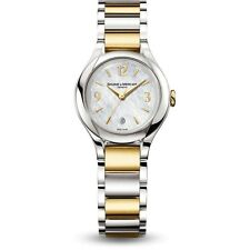 BAUME & MERCIER Ilea Two-tone Ladies Watch 8773 - RRP £1835 - BRAND NEW