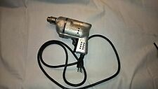 "Vintage Black and Decker Home Utility 1/4"" Electric Drill Working"