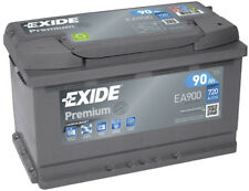 EA900 4 Year Warranty Exide Battery 90AH 720CCA W115TE Type 115