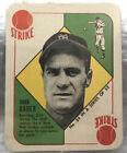 1951 Topps Red Backs Baseball Cards 48