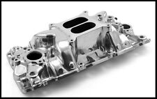 Chevy SBC 350 Qualifier 1957-95 Intake Manifold Polished  PCE147.1015// PC-2020