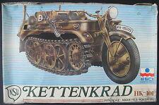 ESCI 7005 - NSU KETTENKRAD - HK-101 -Sd.Kfz 2 - 1:9 - Modellbausatz - Model Kit