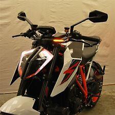 KTM SuperDuke 1290 Front Turn Signals New Rage Cycles light nrc led race motogp