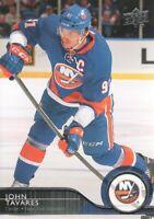 2014-15 Upper Deck Hockey #122 John Tavares New York Islanders