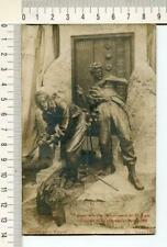 """S438) CP 1909 Kreguell """" Denkmal """" - Perugia Verona"""