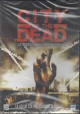 Dvd **CITY OF THE DEAD ♦ LA MORTE VIENE DALLO SPAZIO** nuovo sigillato 2006