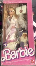 VHTF Rare 1987 Doctor Barbie MIB!!!!