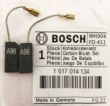 Genuine Bosch Carbon Brushes 1617014134 for GBH 2 S / SE / SR / GAH 500 DSE S4G