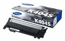Samsung CLT-K404S Black Toner Cartridge Genuine for SL-C430W, C480FW- Open Box