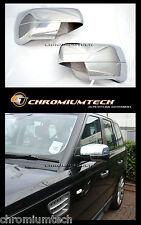 2005-2009 Pre-Facelift RANGE ROVER Sport FULL CHROME Mirror Cap Cover Land Rover
