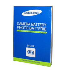 Original Genuine BP70A Battery For Samsung Digital Camera AQ100,SL50,ES65,TL105