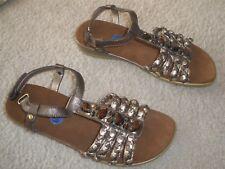 Easy Spirit Hattie sandals new sz 6.5 M leather