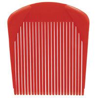 Flat Top Super Comb #SC-9039 Red