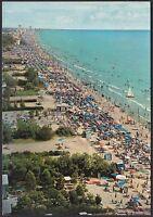 AA4859 Venezia - Provincia - Lido di Jesolo - Panoramica Spiaggia - Cartolina