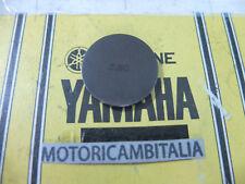YAMAHA MOTO PASTIGLIA REGOLAZIONE VALVOLE 2,90 MOTORE  PAD SHIM VALVE ENGINE