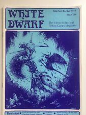 The White Dwarf Magazine Issue #4 Games Workshop Citadel Miniatures 1977/78 Rare