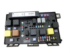 Boîte à fusibles pas Remise à zéro Code de sécurité pour Opel Astra H 06-10
