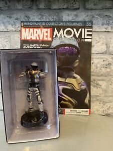 MARVEL MOVIE COLLECTION ISSUE 56 EXO-SOLDIER EAGLEMOSS FIGURE