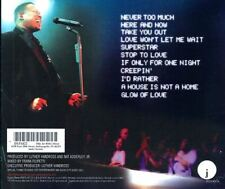 Luther Vandross ~ Live, Radio City Music Hall 2003 CD