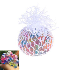 Anti Stress Reliever Rainbow Grape Ball Squishy Phone Straps Funny Toys Gift M&C