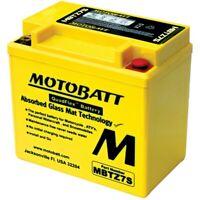 Motobatt Battery For Honda CRF250X 250cc 04-13