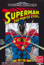 # Superman: the Man of Steel-Sega Mega Drive/MD juego-Top #