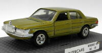 Intercars 1/43 Scale Vintage Diecast - NC2C Mercedes Benz 450 Green