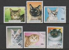 Cats Togolese Stamps