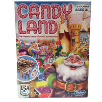 Candy Land Board Game Ages 3+ by Hasbro 2 to 4 Players