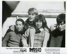 FEDERICO FELLINI AMARCORD  1973 VINTAGE PHOTO ORIGINAL #16