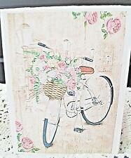 "KITTY'S NOTE CARDS - Set of 10 + Envelopes ""Fragrant Memories"""
