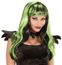 Tóxico Peluca de Halloween Cassandra para mujer NUEVO - carnaval PELUCA HAA