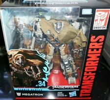 Hasbro Transformers Studio Series Leader MEGATRON IGOR DOTM G1 WAVE 2 IN STOCK