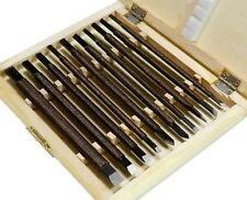TAKUMI dedicated chisel Seal carving sword stylus mark Stone CarvingI Set of 10
