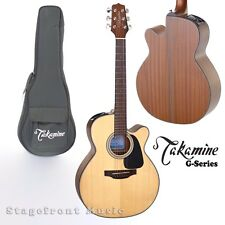 TAKAMINE GX18CENS MINI ACOUSTIC/ELECTRIC 3/4 SIZE GUITAR. SOLID SPRUCE TOP *NEW*