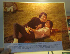 Elvis Presley 8 x10  Color Transparency Change Of Habit 1969 Mary Tyler Moore