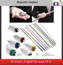 Baguette magique close up magie