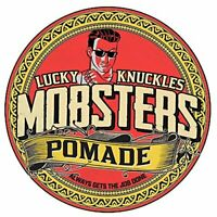 Mobsters Hair Pomade Strong Hold Water Based Deluxe Matte Finish Hair Wax Gel