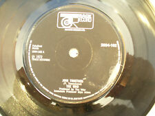 WHO JOIN TOGETHER / BABY DON'T YOU DO IT Track 2094 102 solid centre