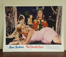 1967 The Devil's Own Vintage Lobby Card Joan Fontaine 67/15