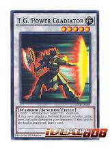 YUGIOH x 3 T.G. Power Gladiator - LC5D-EN214 - Common - 1st Edition Near Mint