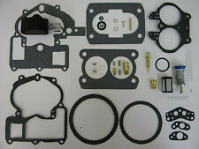 Mercruiser Marine 2 Barrel Complete Carburetor Kit with FLOAT 3302-804844002